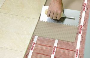 En guide till elektriska golvvärmemattor